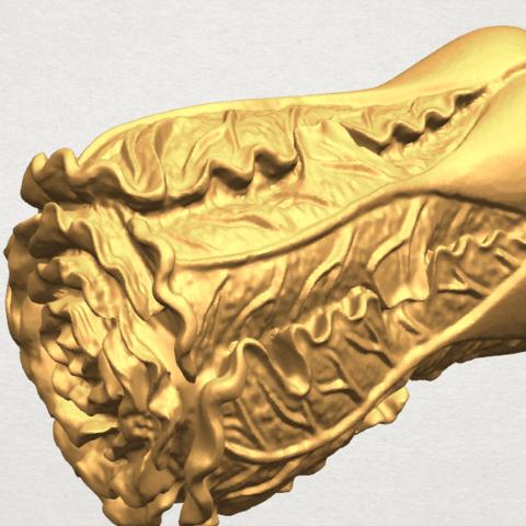 TDA0497 Vegetable - Fatt Choi 03 A07.png Download free STL file Vegetable - Fatt Choi • 3D printable object, GeorgesNikkei