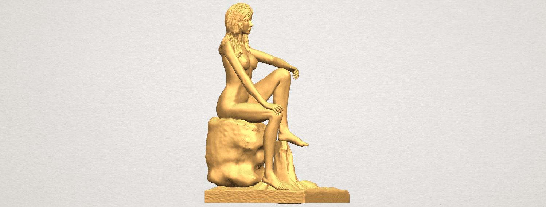 TDA0462 Naked Girl 16 A06.png Download free STL file Naked Girl 16 • 3D printable design, GeorgesNikkei