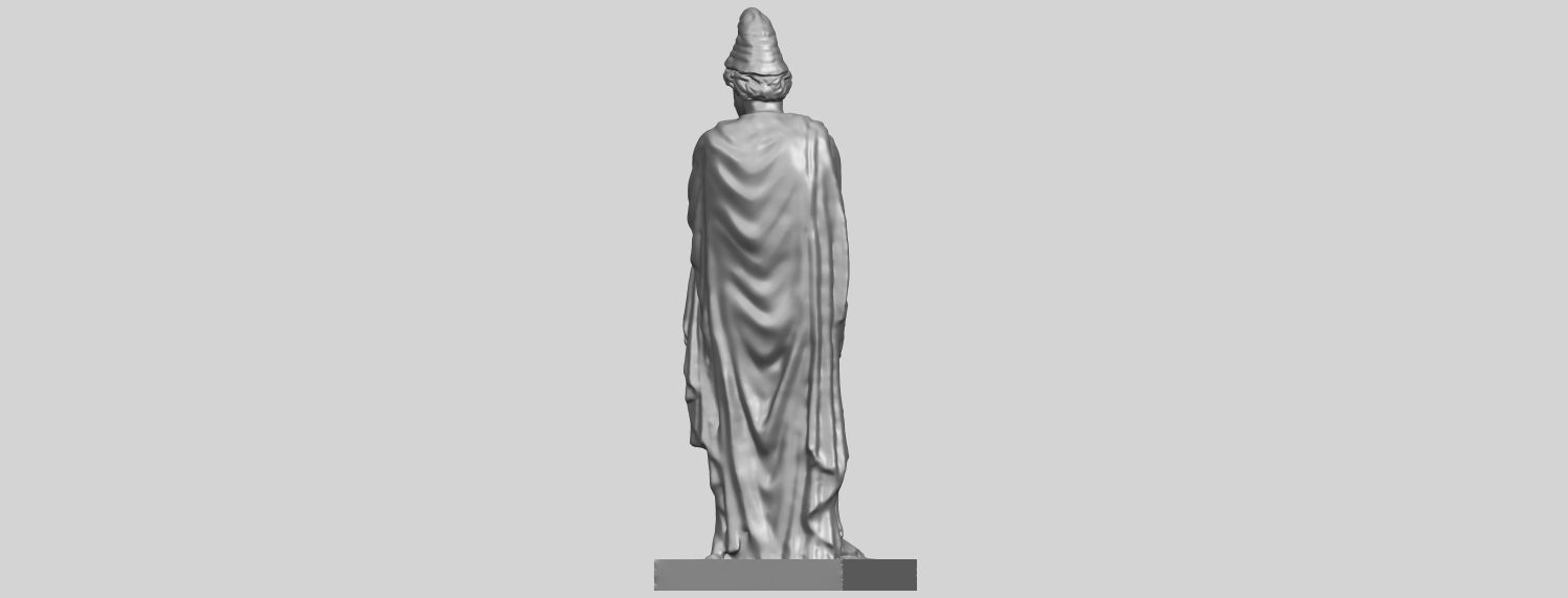 17_TDA0266_Tiridates_I_of_ArmeniaA07.png Download free STL file Tiridates I of Armenia • 3D print model, GeorgesNikkei
