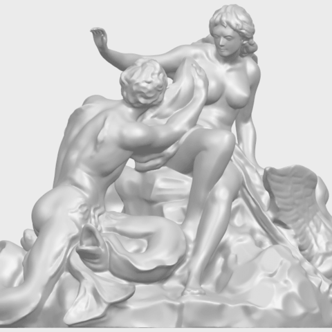 28_TDA0166_Naked_Couple_viA09.png Download free STL file  Naked Couple 06 • 3D printing object, GeorgesNikkei
