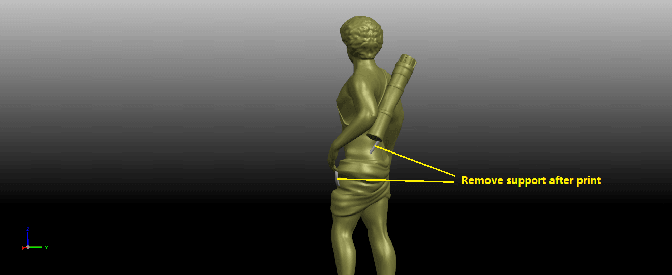 11.png Download free STL file Michelangelo 02 • Template to 3D print, GeorgesNikkei