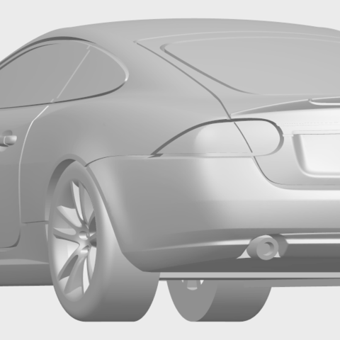 58_TDB003_1-50_ALLA03.png Download free STL file Jaguar X150 Coupe Cabriolet 2005 • 3D printing template, GeorgesNikkei