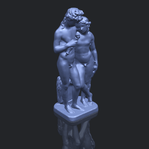 13_Angel_iv_80mmB00-1.png Download free STL file Angel 04 • Object to 3D print, GeorgesNikkei