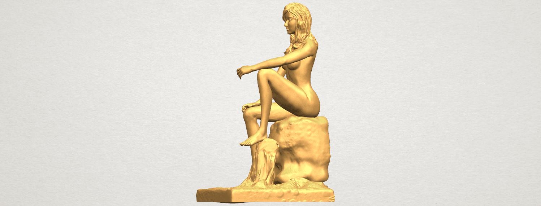 TDA0462 Naked Girl 16 A02.png Download free STL file Naked Girl 16 • 3D printable design, GeorgesNikkei