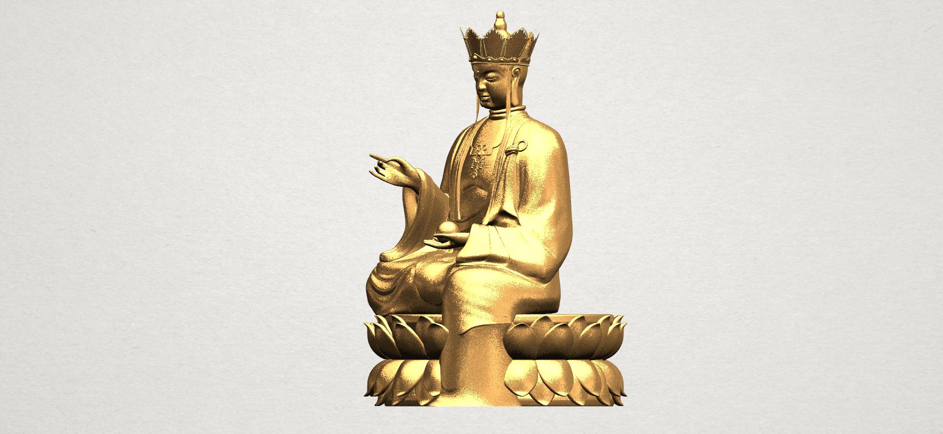 Tang Monk Xuan Zang A02.png Télécharger fichier STL gratuit Tang Monk Xuan Zang Zang • Plan à imprimer en 3D, GeorgesNikkei