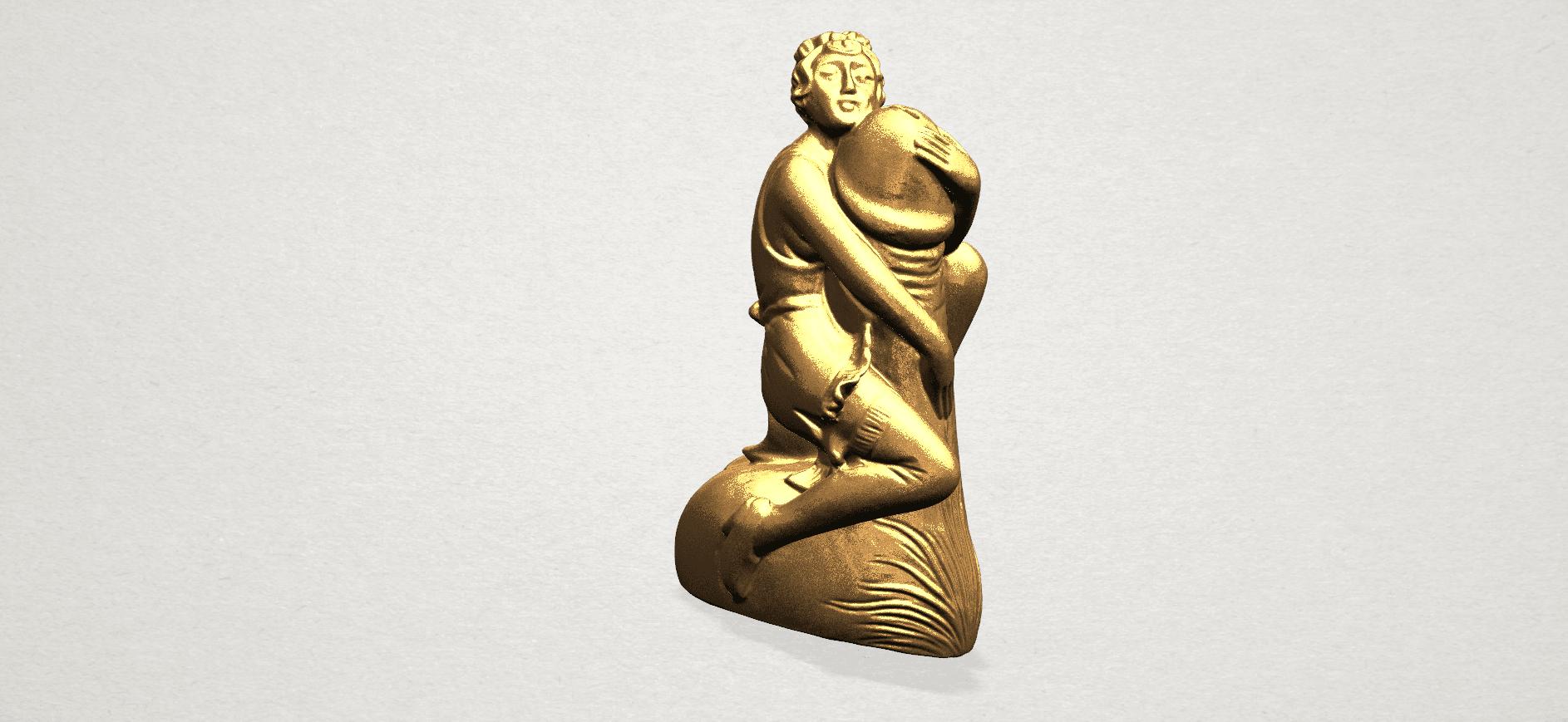Alice hugging Dick - C05.png Download free STL file Alice hugging Dick • 3D printer design, GeorgesNikkei
