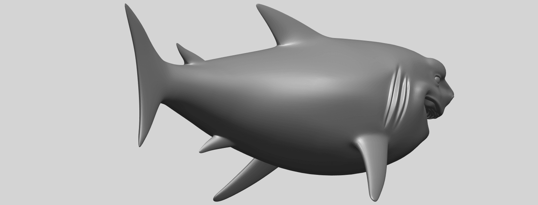 17_TDA0486_SharkA05.png Download free STL file Shark • 3D print design, GeorgesNikkei