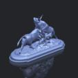 15_Bull_iii_74mm-B00-1.png Télécharger fichier STL gratuit Taureau 03 • Plan imprimable en 3D, GeorgesNikkei