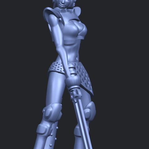 04_TDA0158_Beautiful_Anime_Girls_03_88mmA10.png Download free STL file Beautiful Anime Girls 03 • 3D printing design, GeorgesNikkei