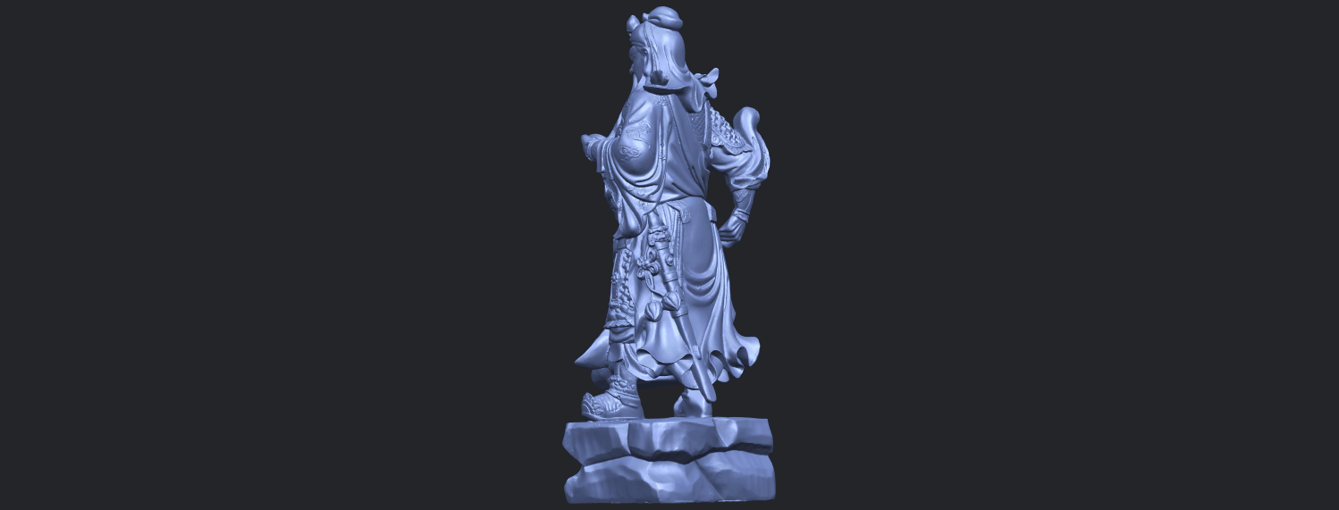 03_TDA0330_Guan_Gong_iiiB05.png Download free STL file Guan Gong 03 • 3D printable template, GeorgesNikkei