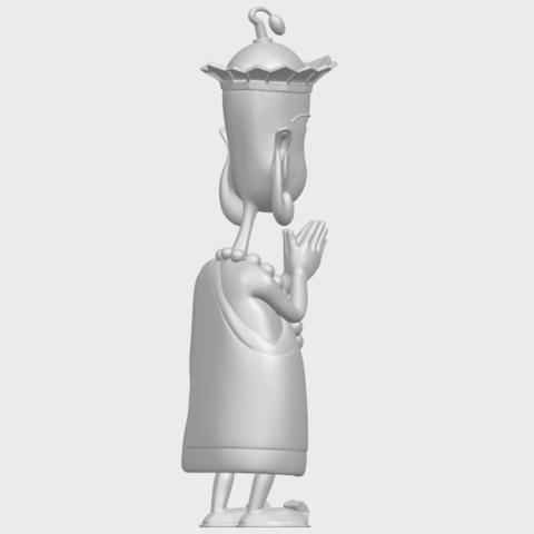 14_TDA0245_Pilgrimage-Tang_SengA08.png Download free STL file Pilgrimage-Tang Seng • 3D printable template, GeorgesNikkei