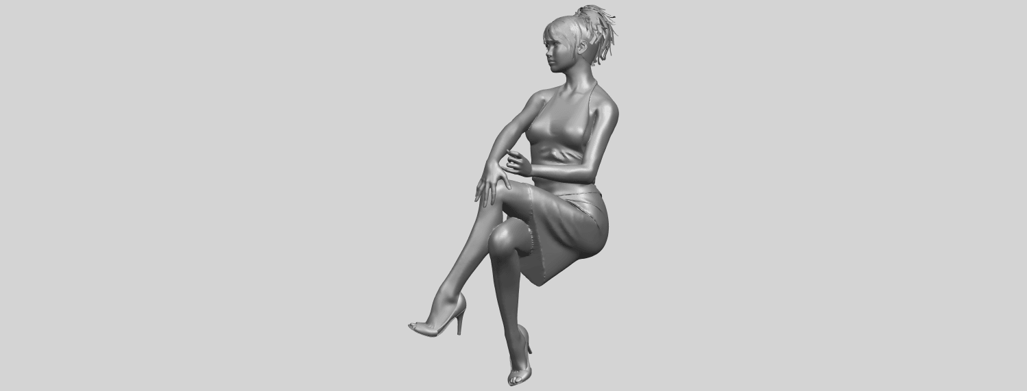 16_TDA0666_Naked_Girl_H04A06.png Download free STL file Naked Girl H04 • 3D printing object, GeorgesNikkei