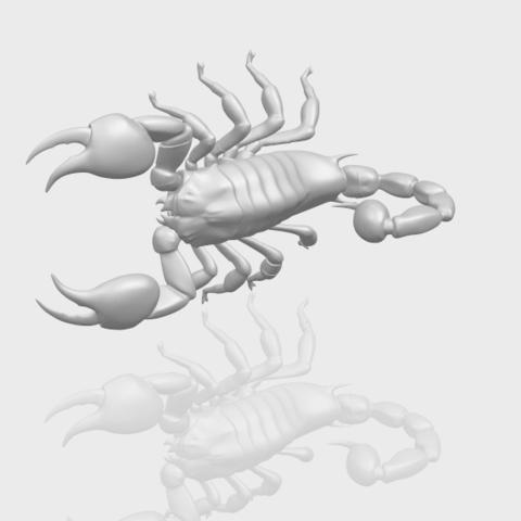 08_TDA0603_ScorpionA00-1.png Télécharger fichier STL gratuit Scorpion • Objet pour imprimante 3D, GeorgesNikkei