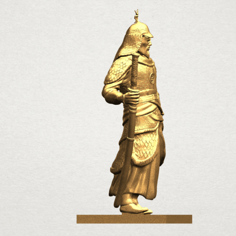 Age of Empire - warrior -C08.png Download free STL file Age of Empire - warrio • 3D print design, GeorgesNikkei