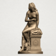 Naked Girl (i) A03.png Download free STL file Naked Girl 01 • 3D printing model, GeorgesNikkei
