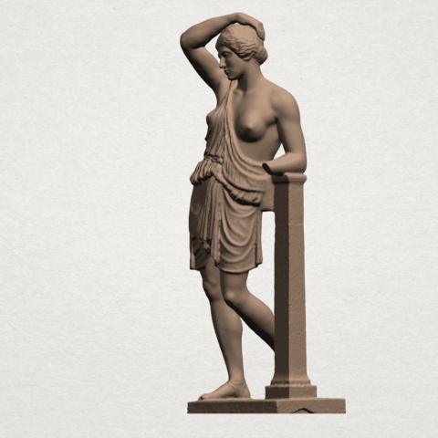 Naked Girl (x) A02.png Download free STL file Naked Girl 10 • 3D printing model, GeorgesNikkei