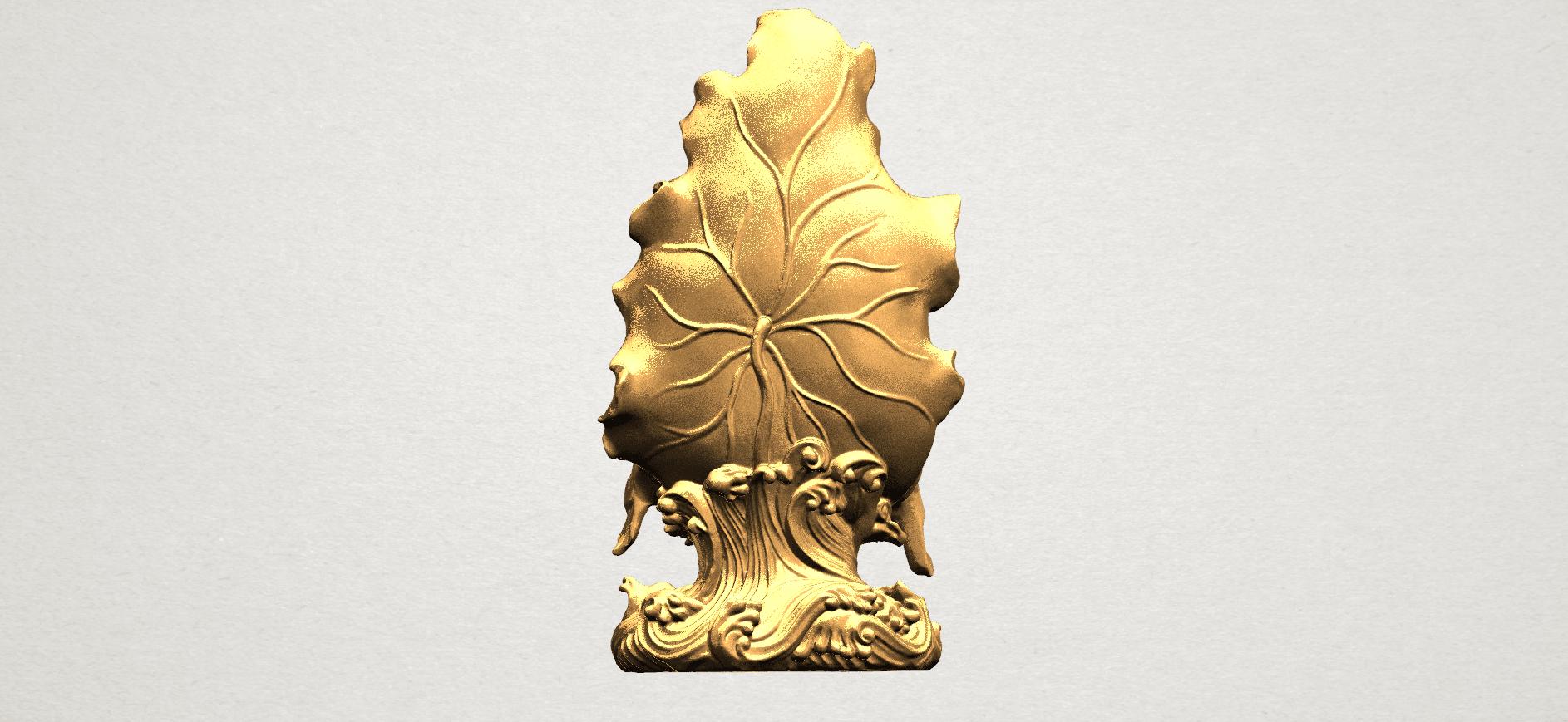 Avalokitesvara Buddha (with Lotus Leave) (ii) A06.png Download free STL file Avalokitesvara Buddha (with Lotus Leave) 02 • Model to 3D print, GeorgesNikkei