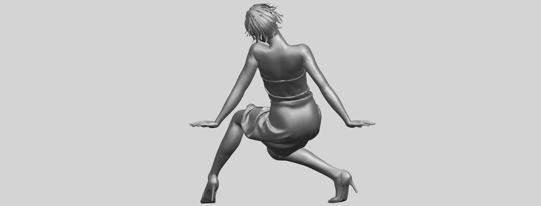 19_TDA0661_Naked_Girl_G09A06.png Télécharger fichier STL gratuit Fille nue G09 • Design pour impression 3D, GeorgesNikkei