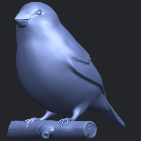 05_TDA0604_SparrowB05.png Download free STL file Sparrow • 3D print template, GeorgesNikkei