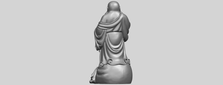 23_TDA0234_Metteyya_Buddha_08A06.png Download free STL file Metteyya Buddha 08 • 3D printing model, GeorgesNikkei