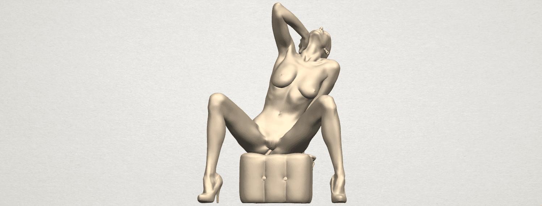 TDA0289 Naked Girl B06 03.png Download free STL file  Naked Girl B06 • 3D print design, GeorgesNikkei