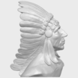 09_TDA0489_Red_Indian_03_BustA09.png Download free STL file Red Indian 03 • 3D printer model, GeorgesNikkei