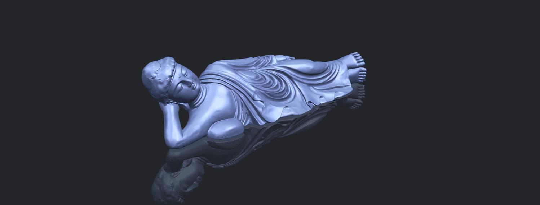 06_TDA0179_Sleeping_Buddha_(i)_88mmB00-1.png Download free STL file Sleeping Buddha 01 • 3D printable design, GeorgesNikkei