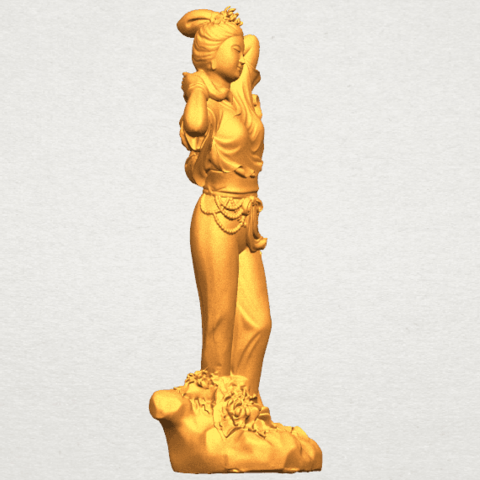 TDA0447 Fairy 02 A05.png Download free STL file Fairy 02 • 3D printing object, GeorgesNikkei