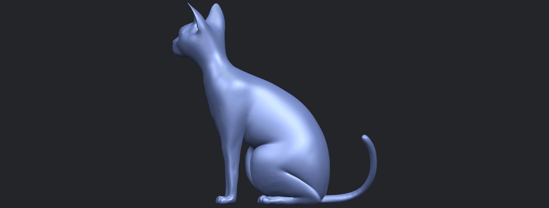 02_TDA0576_Cat_01B04.png Télécharger fichier STL gratuit Chat 01 • Modèle pour imprimante 3D, GeorgesNikkei