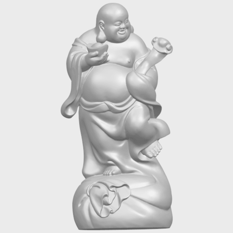 03_Metteyya_Buddha_04_88mmA01.png Download free STL file Metteyya Buddha 04 • 3D printable object, GeorgesNikkei