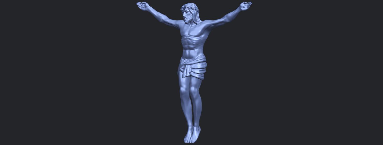21_TDA0230_Jesus_iB02.png Download free STL file Jesus 01 - top • Object to 3D print, GeorgesNikkei