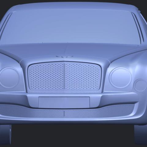 TDB004_1-50 ALLA09.png Download free STL file Bentley Arnage 2010 • 3D printing template, GeorgesNikkei