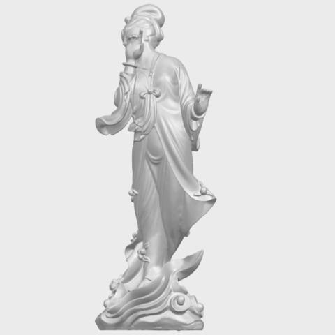 01_TDA0448_Fairy_03A02.png Download free STL file Fairy 03 • 3D printable object, GeorgesNikkei