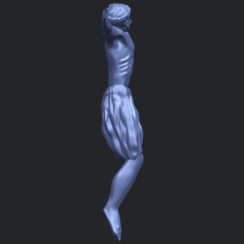 04_TDA0232_Jesus_iii_88mmB09.png Download free STL file Jesus 03 • 3D printable template, GeorgesNikkei