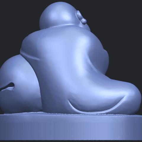 03_TDA0346_Little_MonkB07.png Download free STL file Little Monk 02 • Design to 3D print, GeorgesNikkei