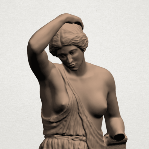 Naked Girl (x) A09.png Download free STL file Naked Girl 10 • 3D printing model, GeorgesNikkei