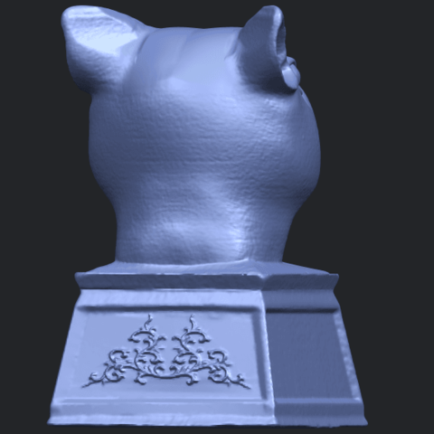 17_TDA0508_Chinese_Horoscope_of_Rat_02B07.png Download free STL file Chinese Horoscope of Rat 02 • 3D printable model, GeorgesNikkei