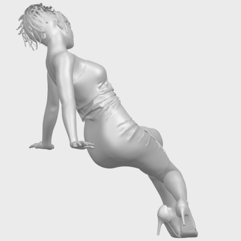 15_TDA0662_Naked_Girl_G10A08.png Download free STL file Naked Girl G10 • 3D printable template, GeorgesNikkei