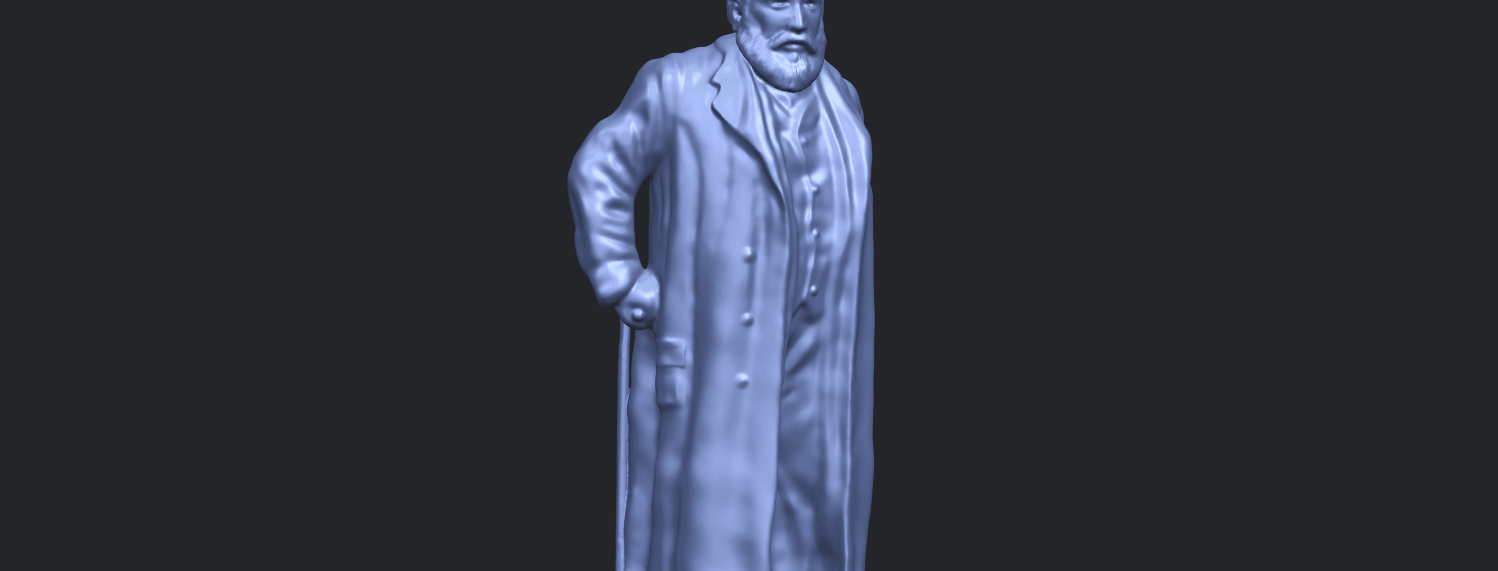 08_TDA0210_Sculpture_of_a_man_88mmA10.png Download free STL file Sculpture of a man 02 • Object to 3D print, GeorgesNikkei