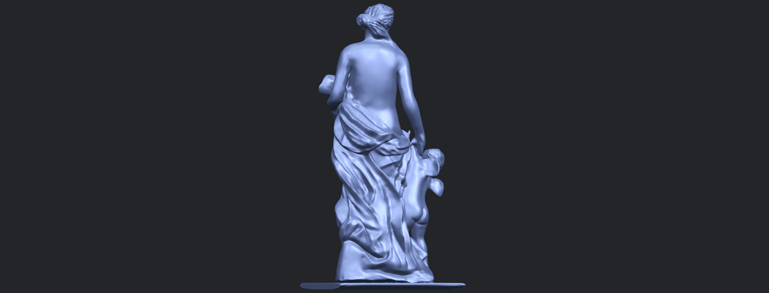 08_Mother_and_Child_v_80mmB06.png Download free STL file Mother and Child  05 • 3D printable model, GeorgesNikkei