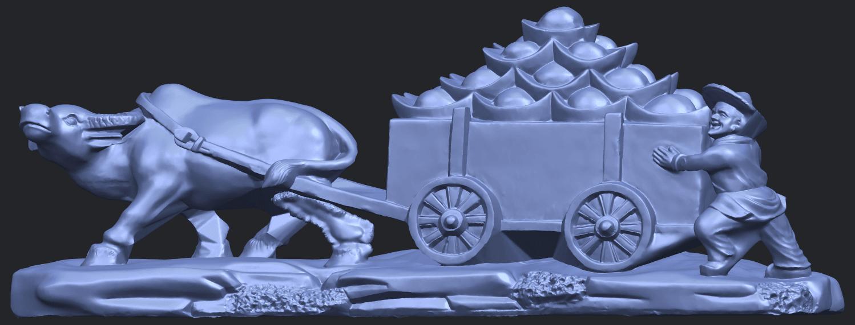 17_TDA0315_Golden_CarB01.png Download free STL file Golden Car • 3D printer template, GeorgesNikkei