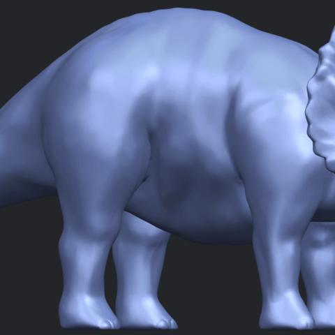 17_TDA0759_Triceratops_01B07.png Télécharger fichier STL gratuit Triceratops 01 • Modèle pour imprimante 3D, GeorgesNikkei