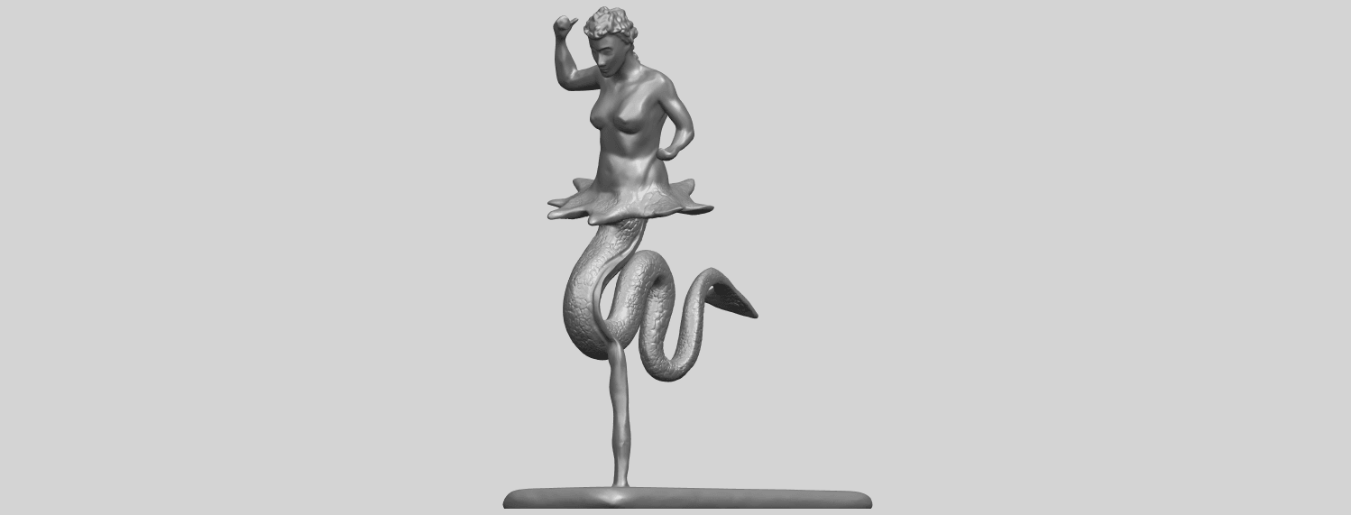 03_TDA0224_Ophidian_-88mmA05.png Download free STL file Ophidian • 3D printing template, GeorgesNikkei