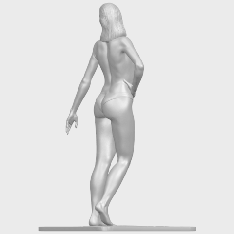 11_TDA0465_Naked_Girl_19_ex800A08.png Download free STL file Naked Girl 19 • 3D printer template, GeorgesNikkei