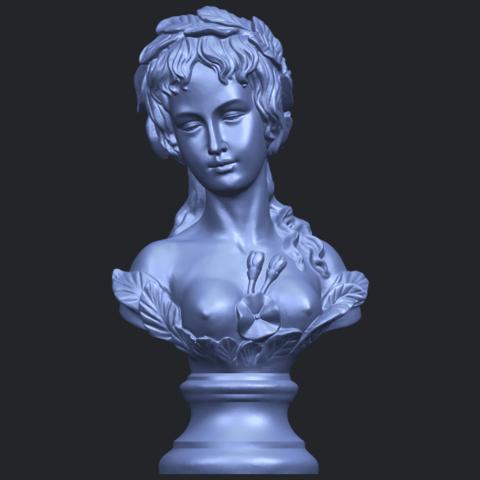12_Bust_of_Venus_80mmB01.png Download free STL file Bust of Venus • 3D print model, GeorgesNikkei