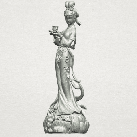 TDA0253  Fairy A02.png Download free STL file Fairy 01 • 3D printer object, GeorgesNikkei