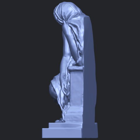 06_TDA0548_Sculpture_of_a_girl_02B04.png Download free STL file Sculpture of a girl 02 • 3D printable template, GeorgesNikkei