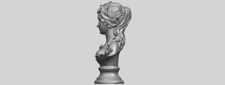 12_Bust_of_Venus_80mmA04.png Download free STL file Bust of Venus • 3D print model, GeorgesNikkei