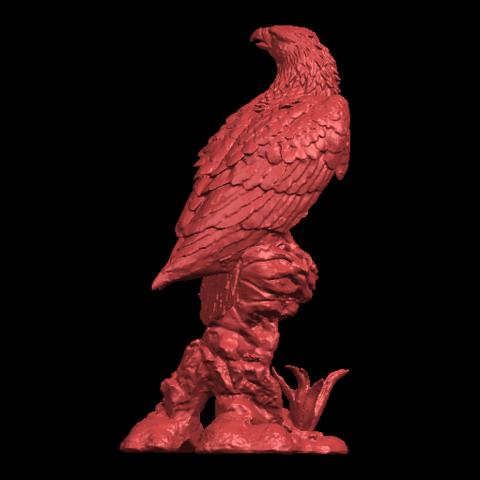 08.png Download free STL file Eagle 01 • 3D printing design, GeorgesNikkei