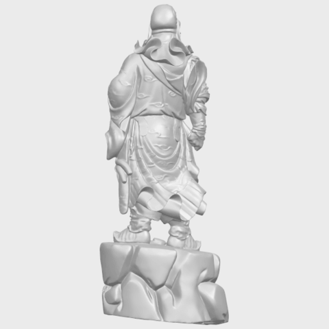 06_TDA0241_Guan_Gong_iiA07.png Download free STL file Guan Gong 02 • 3D printing template, GeorgesNikkei